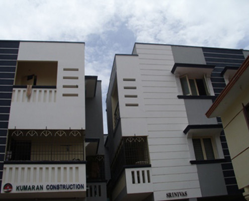 3 BHK Apartment For Rent in MCN Nagar Thoraipakkam Chennai