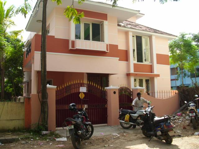 duplex house in chennai for sale