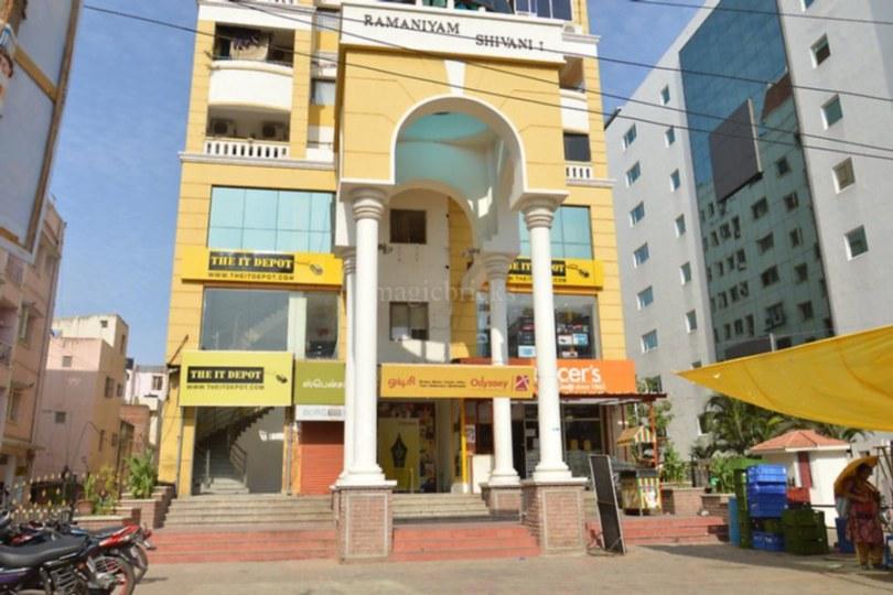 3 BHK Apartment/Flats For Rent - Thiruvanmiyur South Chennai ECR
