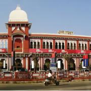 Egmore Station Chennai