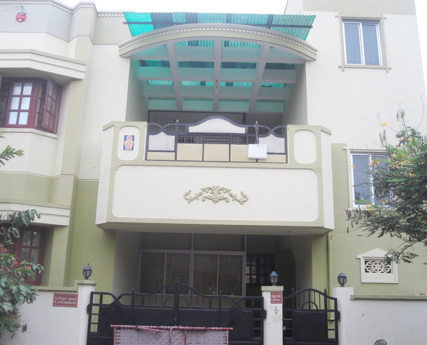 Residential House In Coimbatore