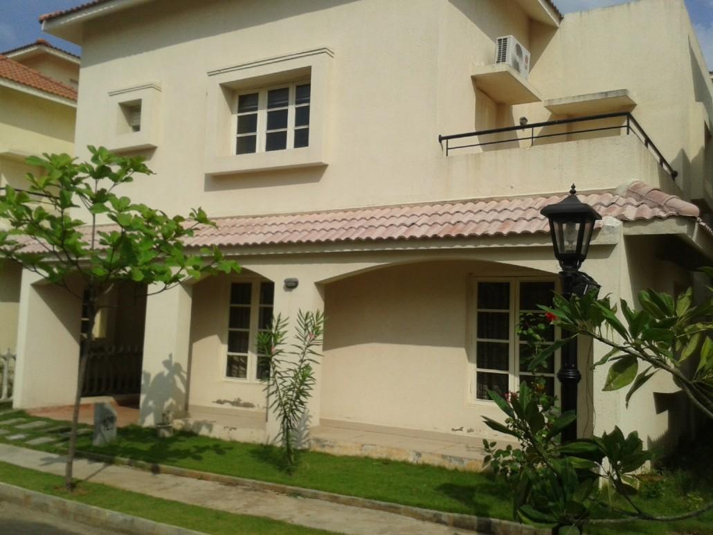 3 BHK Villa For Rent in Bougain Villa Porur Iyyappanthangal