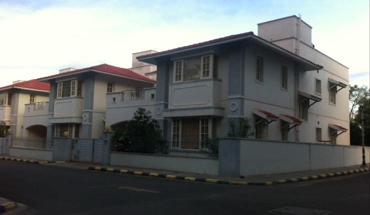 4 BHK Villa For Rent Thudiyalur GN Mills Coimbatore