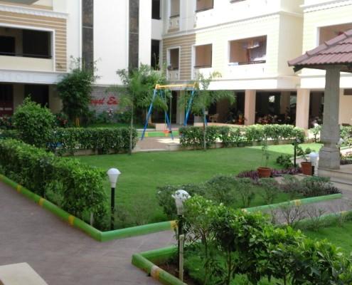 3 BHK 1600 Sq Ft Ramanathapuram Arumugam Nagar (Near dhanvanthri temple) in Coimbatore For Rent