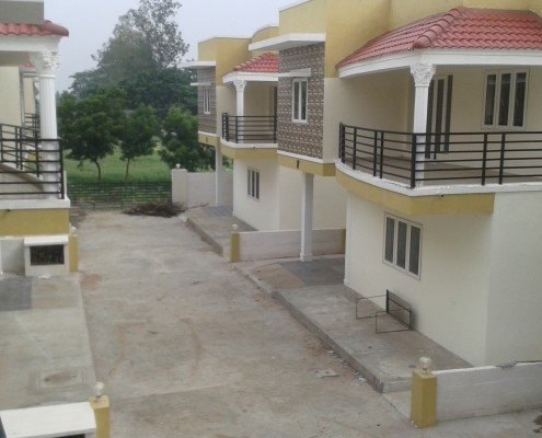 4 BHK Villa Padur Chennai For Rent