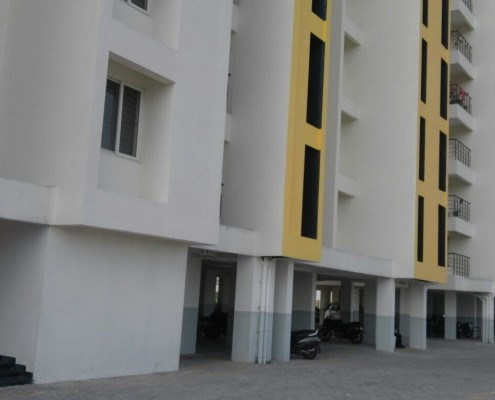 2 BHK For Rent in KGISL Saravanampatti Coimbatore
