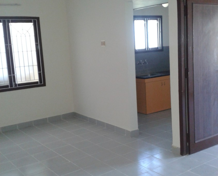 2 BHK For Rent Alandur Chennai near Metro Rail