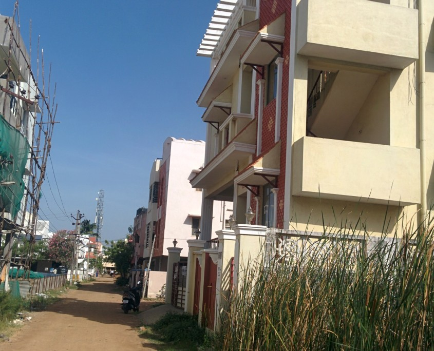 3 BHK Ground Floor House For Rent in Madipakkam Chennai