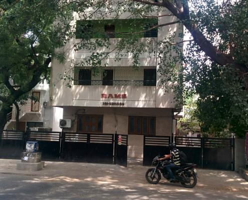 2 BHK For Rent 12th Avenue Ashok Nagar Chennai