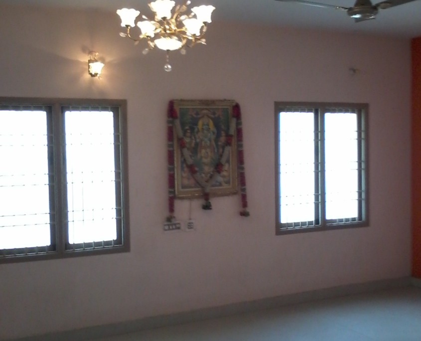 3 BHK House Porur Chennai For Rent