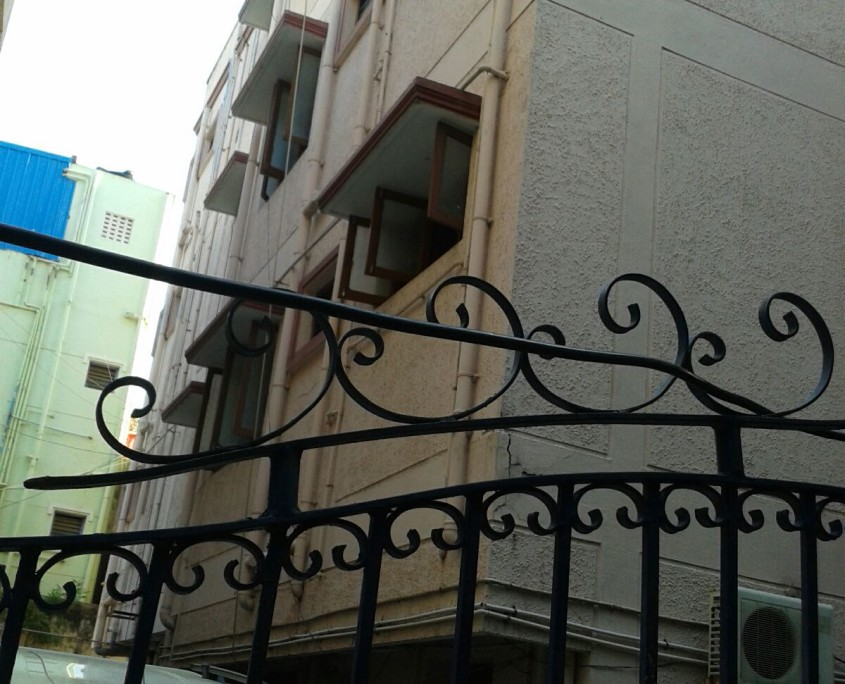 2 BHK For Rent in T.Nagar Chennai behind Temple Towers