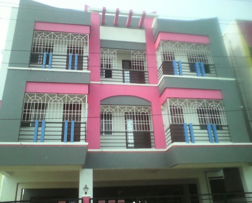 2 BHK (2nd Flr) For Rent in Anandam Nagar OMR sholinganallur Chennai