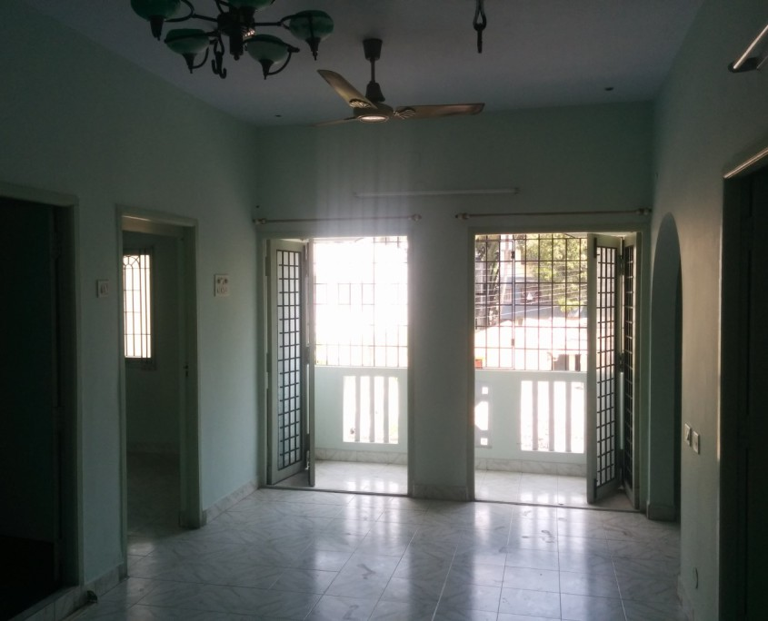 3 BHK For Rent West Mambalam Chennai Veg Only near GRT school