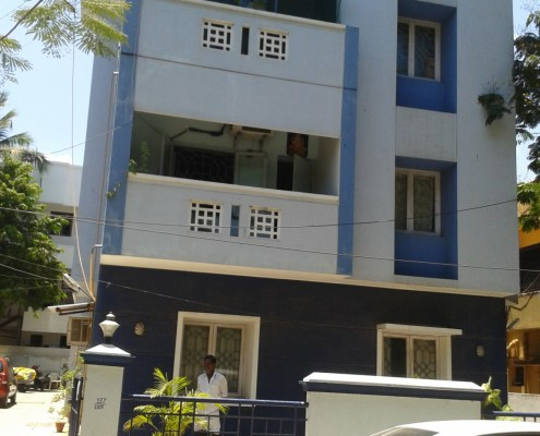 2 BHK Anna Nagar West 360 Property Management Chennai