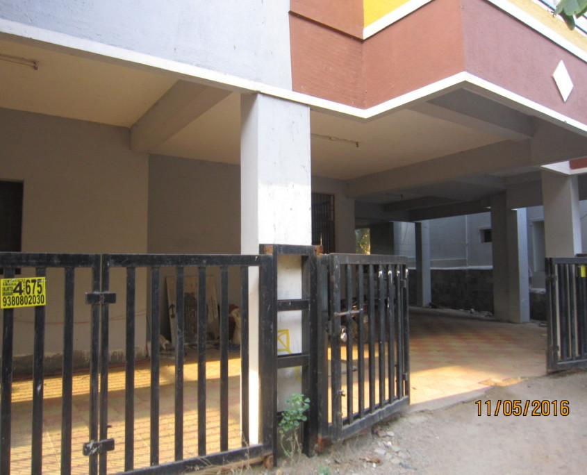 2 BHK Nanmangalam Chennai 1100 sq ft For Sale