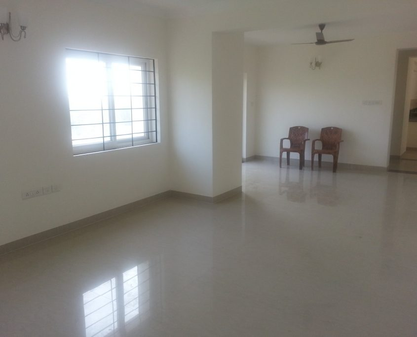 3 BHK 1800 Sq Ft For Rent in Helios City Padur OMR Chennai