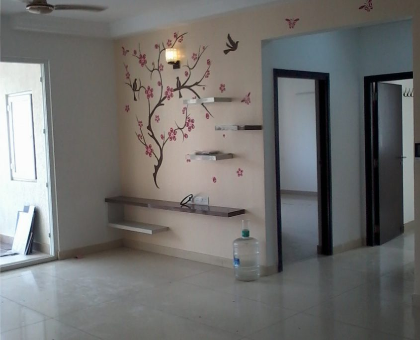 2 BHK 1340 Sq Ft in Prestige Bella Vista Iyyappanthangal For Rent