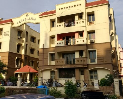 IMG_20160823_07365234 5_HDR 3 BHK 1st Floor 1440 Sq Ft near Vijaynagar Bus Stand Velcahery