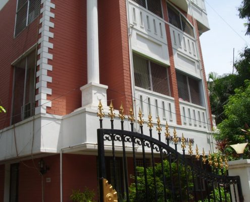 DSCI3002 2 BHK 1100 Sq Ft Anna Nagar Chennai near Iyyappan Temple
