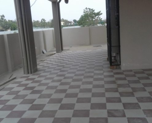 2 BHK 1100 SF Second Floor GRG Nagar Kalapatti near Codisia Coimbatore