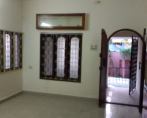 2 BHK Ground Floor 1200 Sq Ft Saligramam Chennai