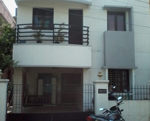 3 BHK 1650 Sq Ft First Floor near St Anns MHS School Madanandhapuram Chennai for rent