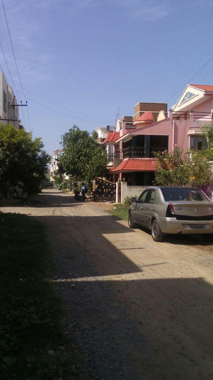 3 Bhk 1172 Sf Semi Furnished Flat Medavakkam Chennai