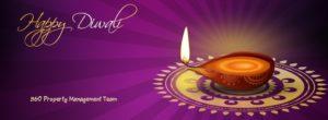 Happy Diwali - 360 Property Management