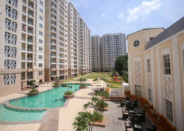 DLF Commanders Court Egmore Chennai Furnished - 3 BHK 2000 SqFt - 360 Property Management