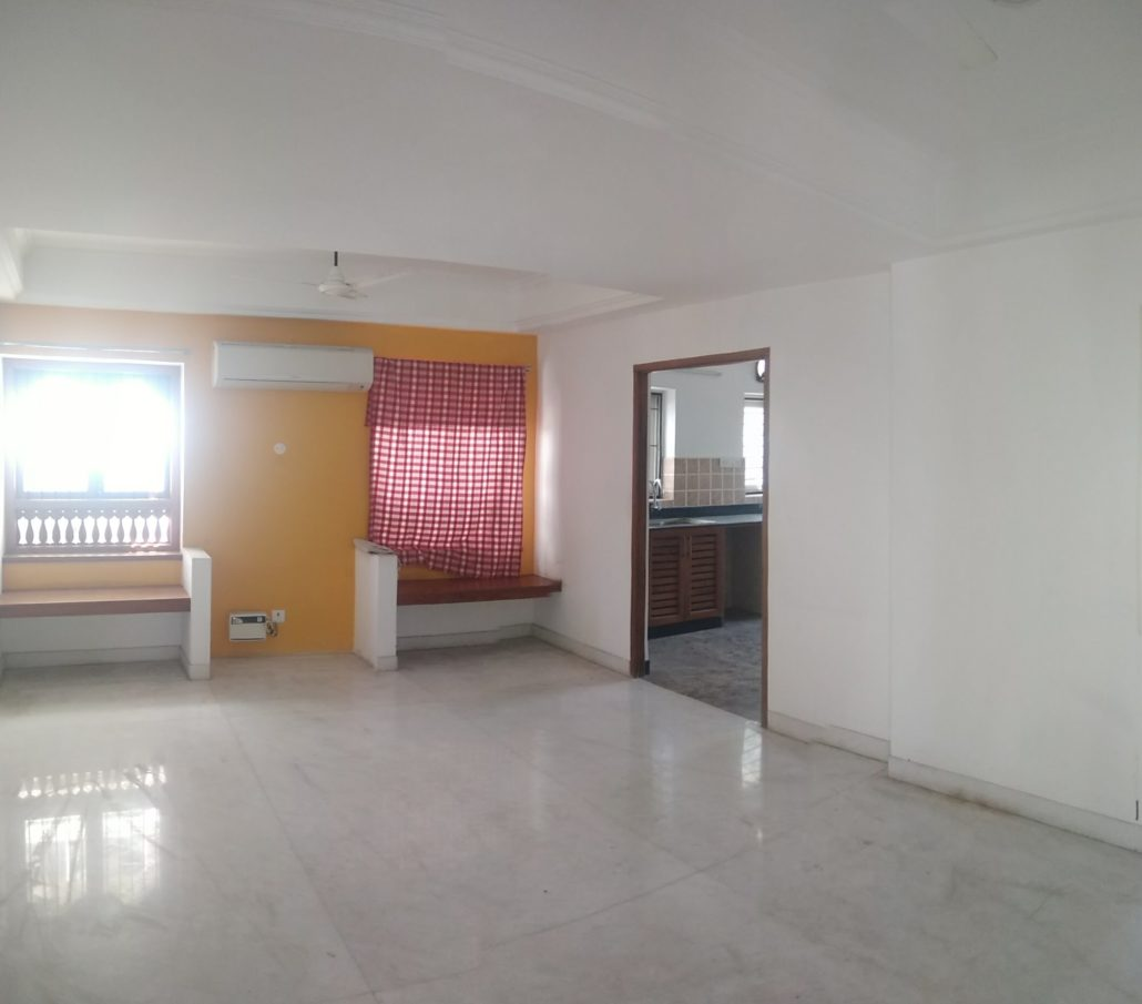 House For Rent Sf: 4 BHK 2603 SF Adyar Bakthavatchalam Nagar Chennai For Rent