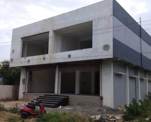 Commercial Space for rent in Ayapakkam Chennai Ground & First Floor